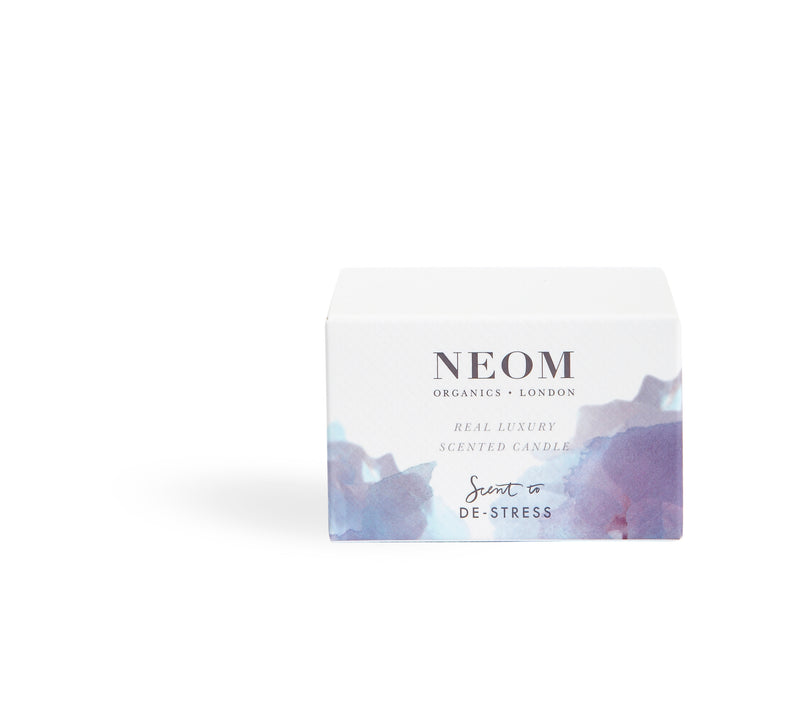 Neom 1 wick travel candle - Scent to De-stress