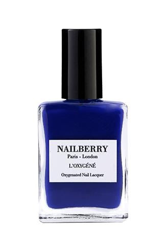 Nailberry Oxygenated Nail Lacquer MALIBLUE