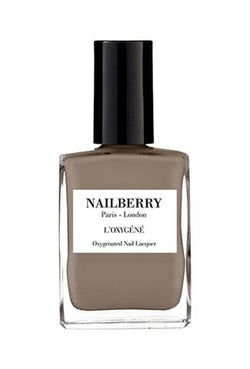 Nailberry Mindful Grey Oxygenated Lacquer