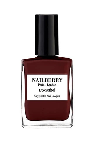 NAILBERRY OXYGENATED NAIL LAQUER grateful