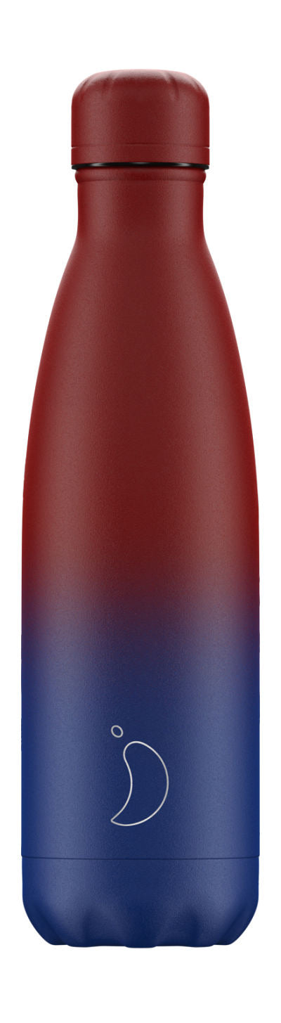 Chilly's Gradient Edition Matte 500 ml Bottle