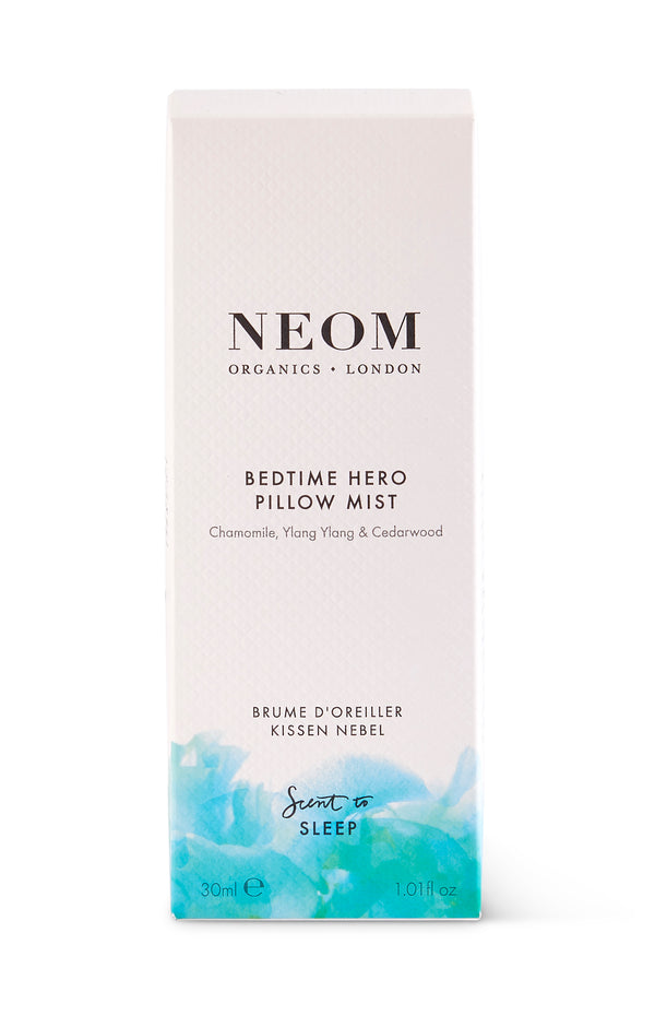Neom Bedtime Hero Pillow Mist