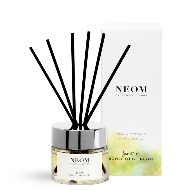 Neom Reed Diffuser Scent - Boost Your Energy