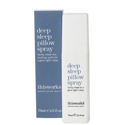 this works - deep sleep pillow spray
