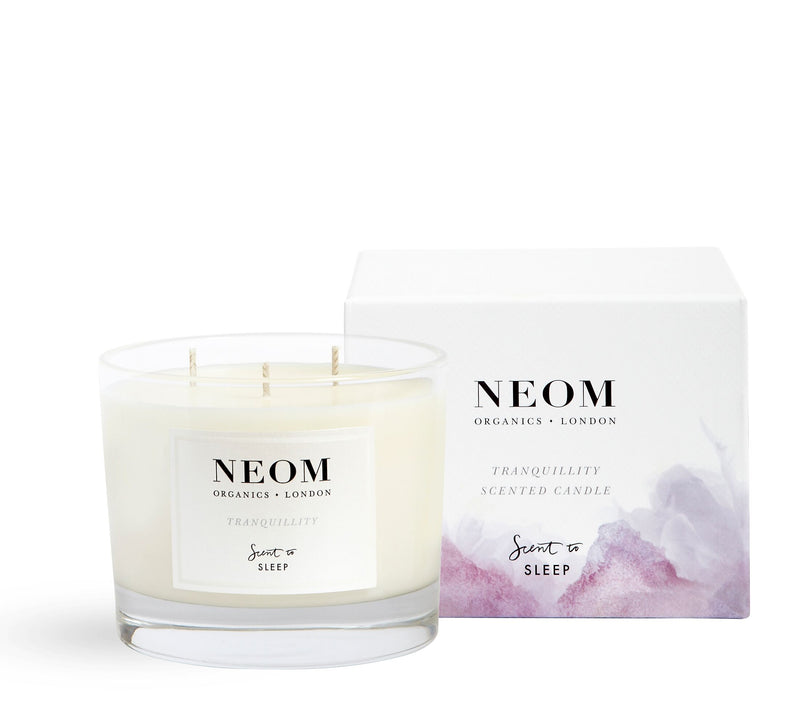 Neom 3 Wick Candle - Scent to Sleep