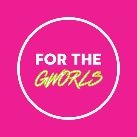 Logo image of For The Gworls, a mutual aid organization based in Brooklyn organizing events to raise funds for Black trans people's gender affirming surgery and medical costs