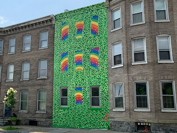Easton murals project