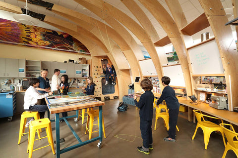 Fabrication studio artist resources woodworking Makerspace in New York