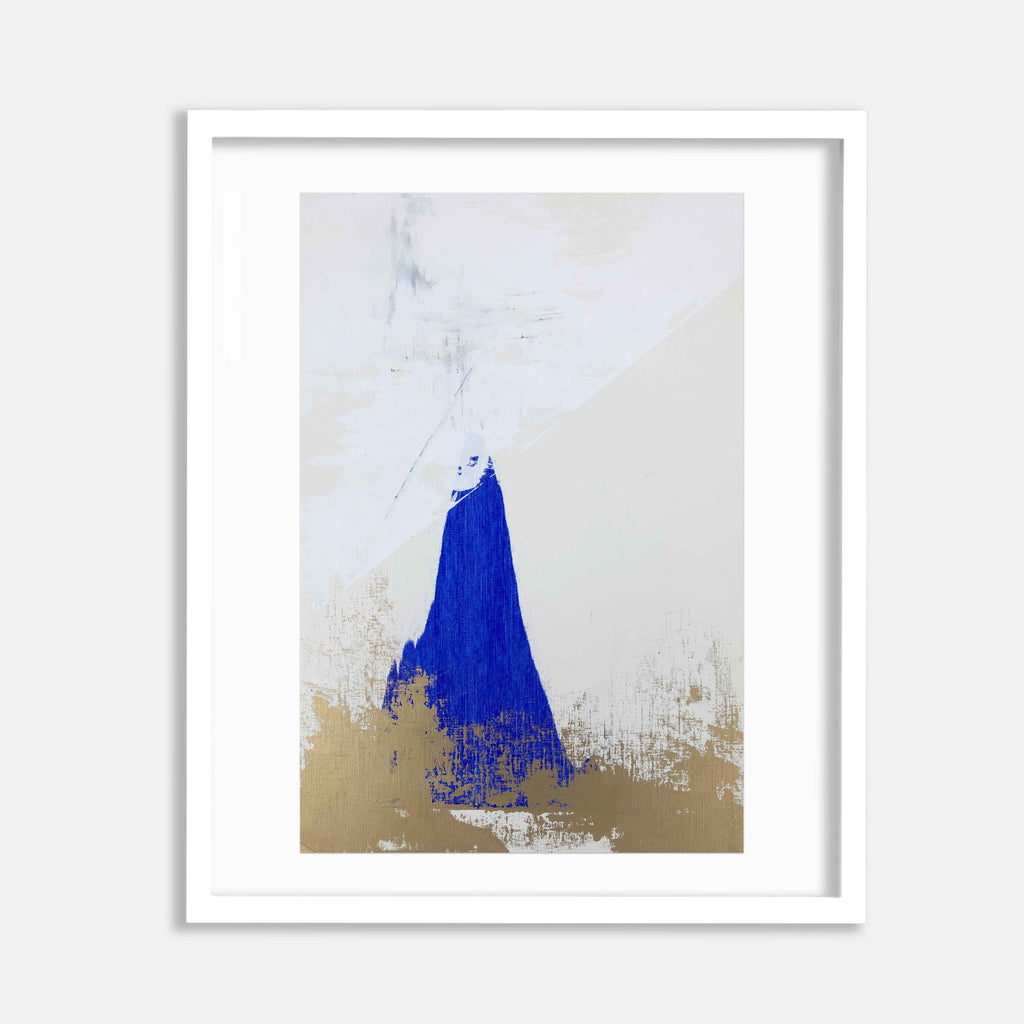 Untitled (White Painting 18-23) by Jacqueline Ferrante