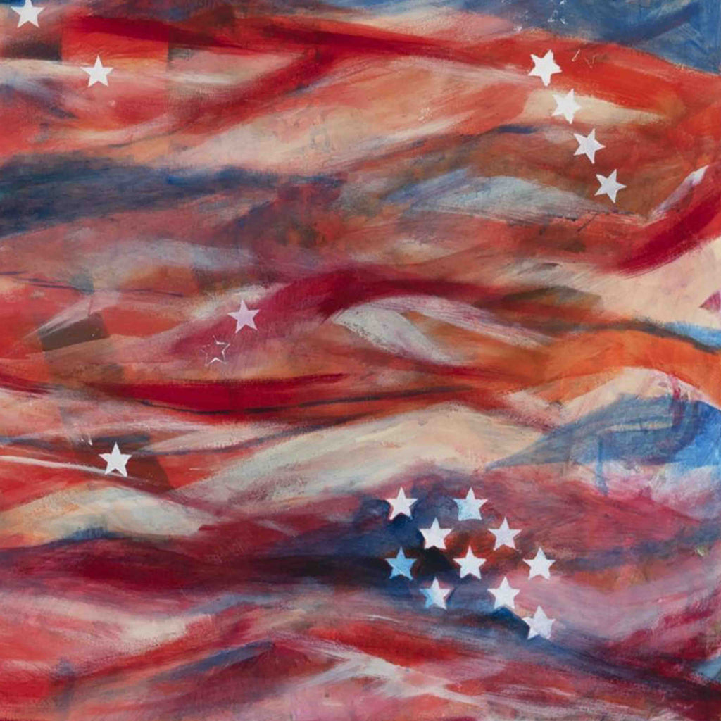 Stars and Stripes by Camilla Webster