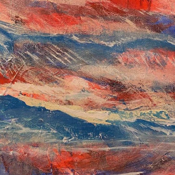 America at Sea Series VIII by Camilla Webster