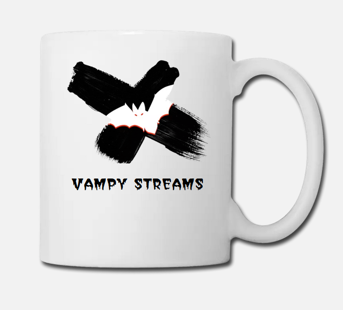 Vampy Streams Mug