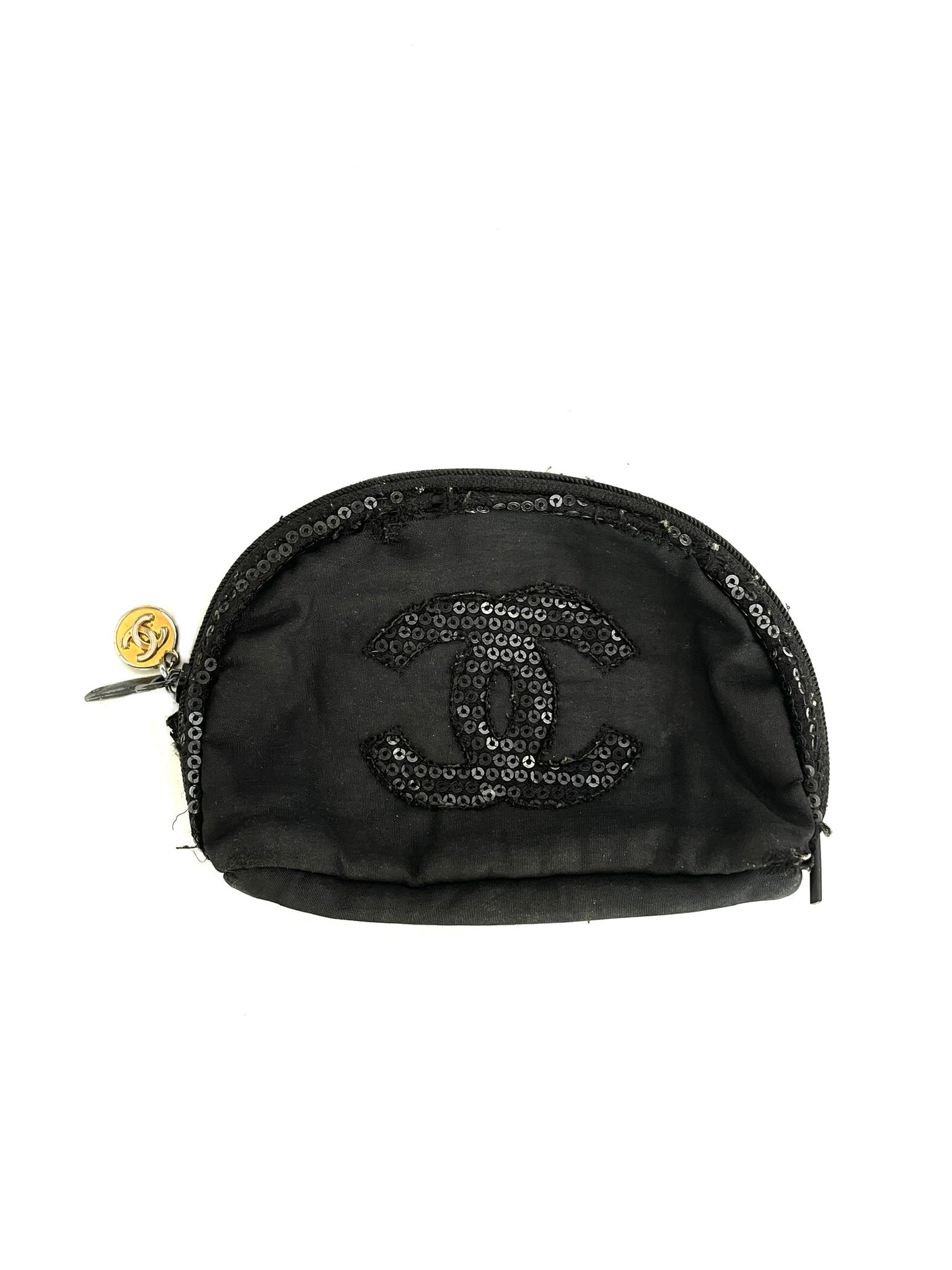 Chanel Mini Cosmetic Pouch