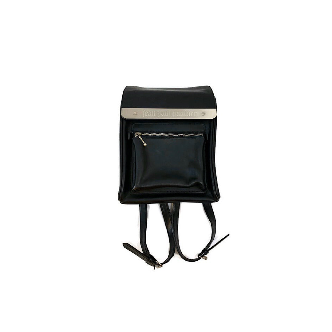 Jean Paul Gaultier Plated Backpack