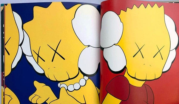 Kaws One Hardcover Book 2001