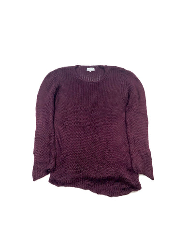 Yohji Yamamoto Pour Homme SS2000 Knitted Sweater- Size 3
