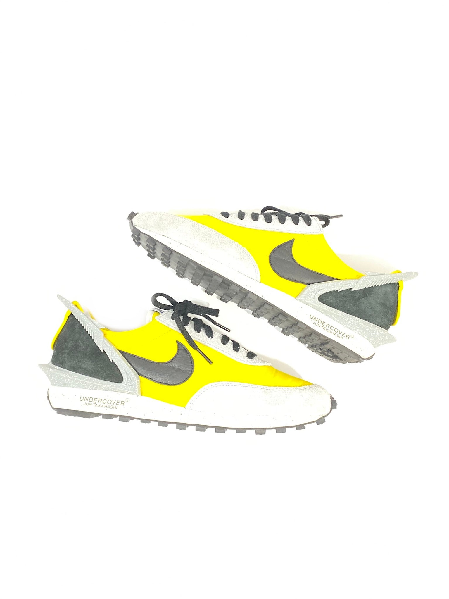 Undercover x Nike Daybreak  Yellow Color way