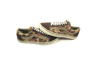 SUPREME X VANS 1996 OLD SKOOL CAMO