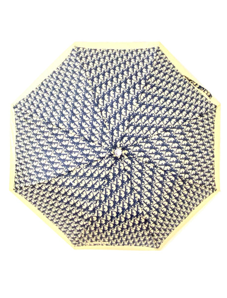 Dior Jacquard Monogram Umbrella