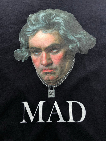 Undercover Beethoven Mad Sweatshirt- Size XL