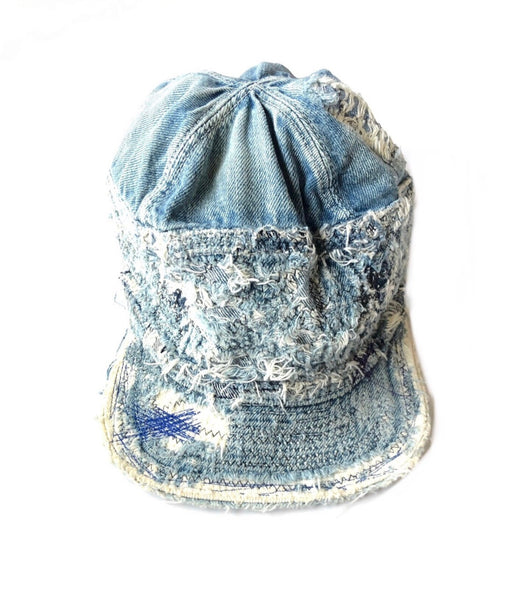 Kapital Kountry Old Man At Sea Distressed Hat