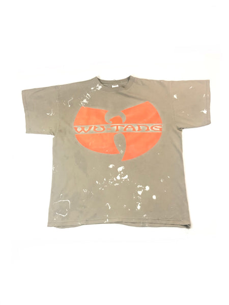 Vintage 90s Single Stitched Wu Tang Tee- Size XL