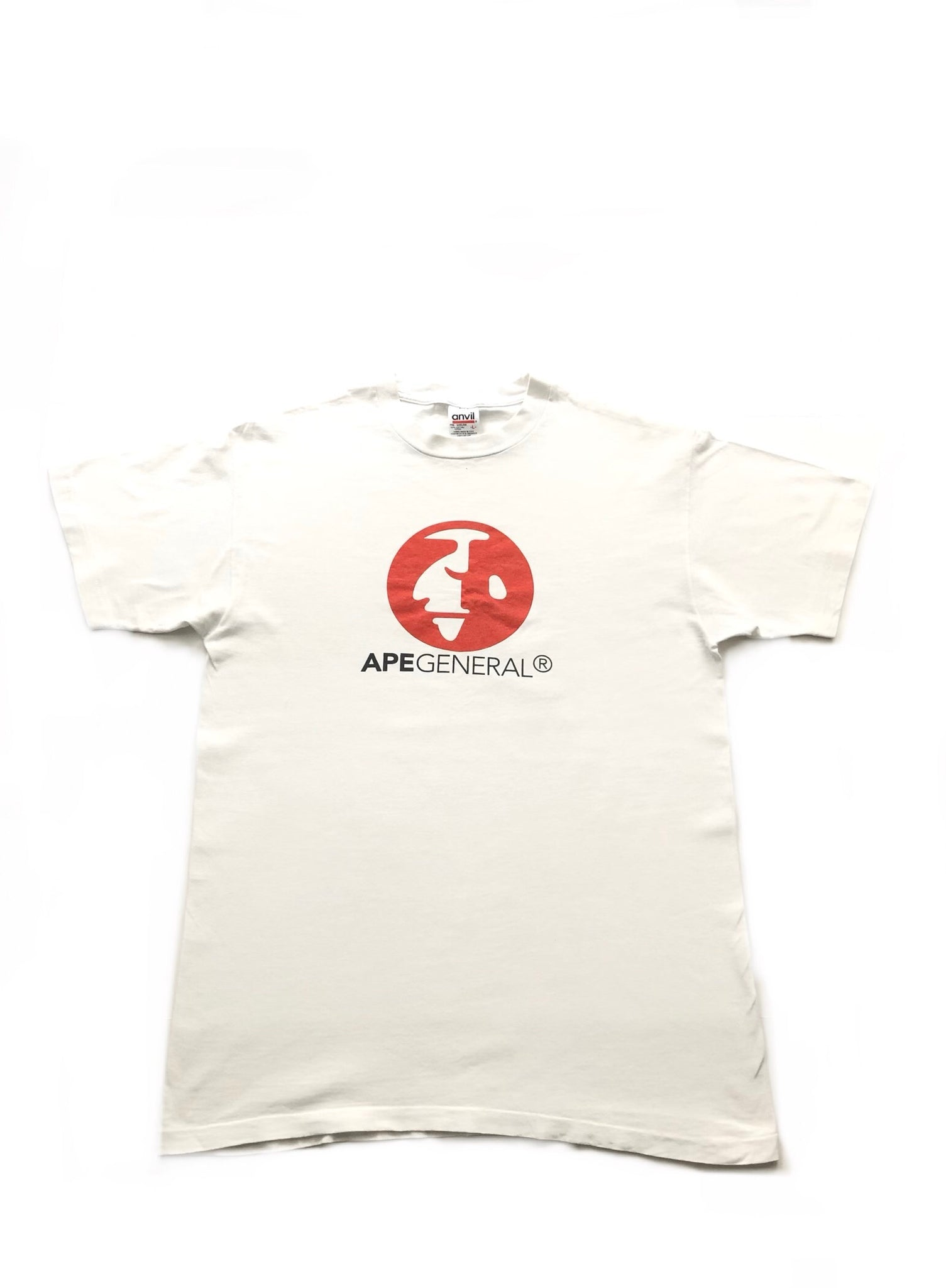 Vintage Circa 97' Bathing Ape 'Ape General' T-Shirt