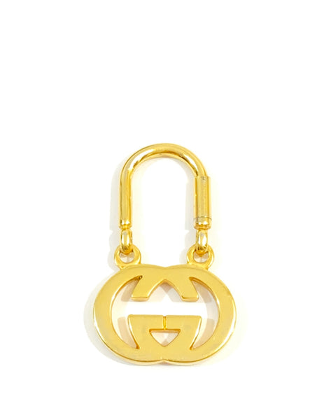 Gucci Double G Keychain