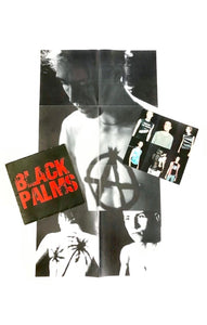 "SS98 ""BLACK PALMS"" LOOKBOOK, POSTER, AND POSTCARDS"