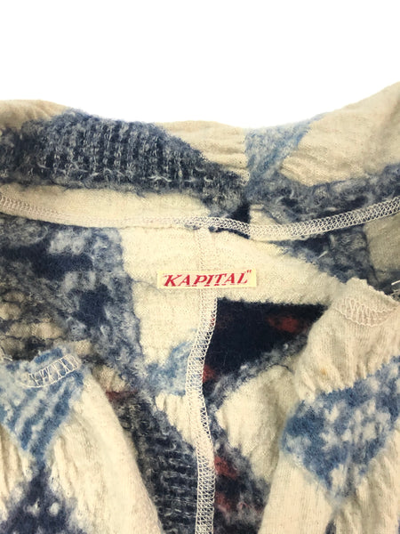 Kapital Quilted Patchwork Flannel- Size 1