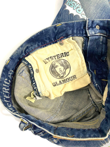 Hysteric Glamour 'Pretty Hysterics'