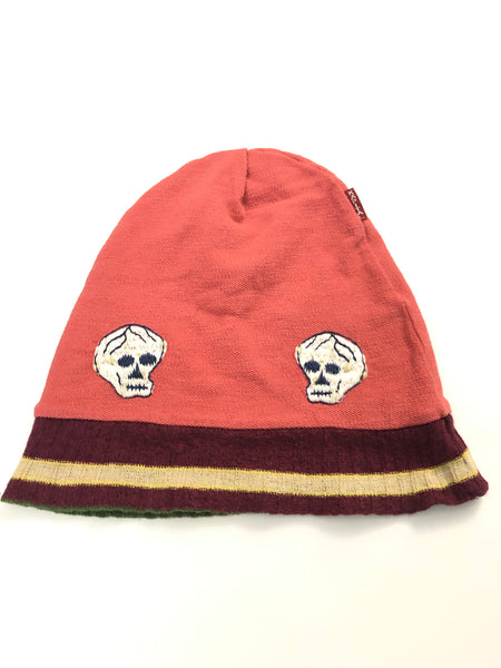 Kapital Reversible Embroidered Beanie