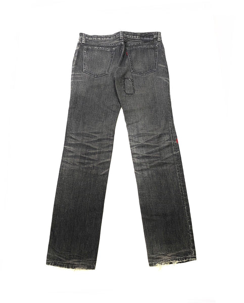 Number (N)ine SS05 Nightcrawler Denim