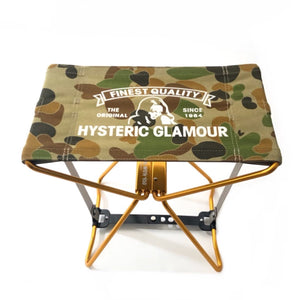 Hysteric Glamor Folding Stool Set