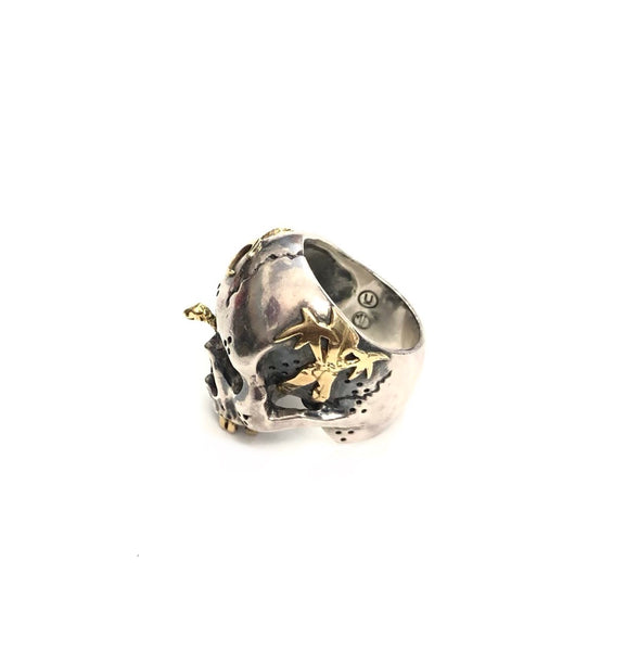 UNDERCOVER x MAGICAL DESIGN SKULL RING