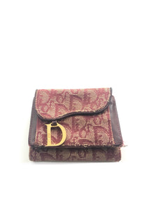 Dior Multifold Wallet-OS
