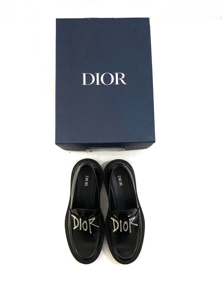 Christian Dior Explorer Loafers- Size 40