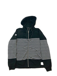 Undercover SS11 Underman Striped Hoodie- Size 3