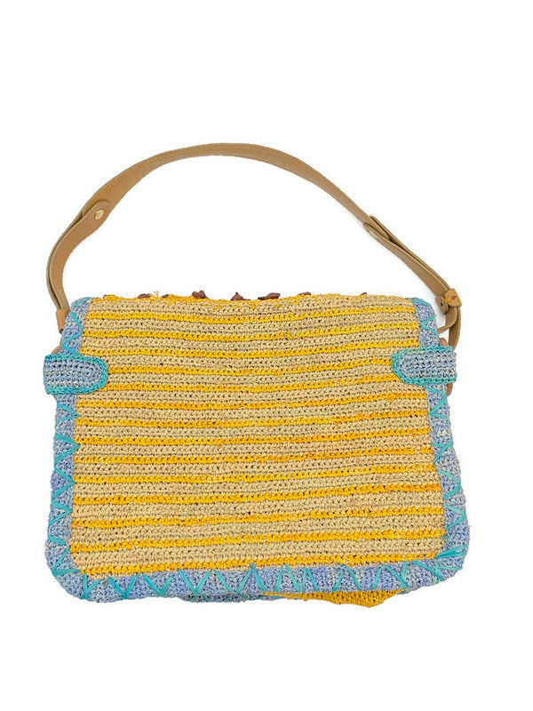 Jasmin Puech Banana Leaf Bag