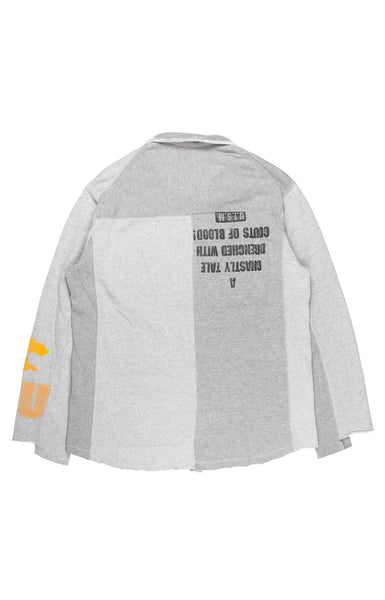 "Undercover AW03 ""Paper Doll"" Hybrid Shirt"