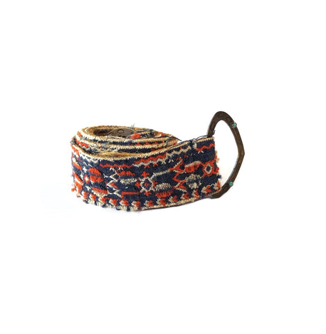 Kapital Ethnic Pattern Belt- One Size
