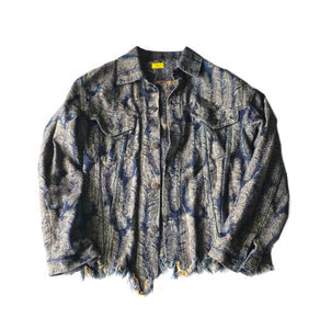 Kapital 12oz Denim Feather Jacket