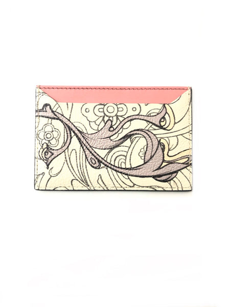 Prada x James Jean 'Bunny Collection' Cardholder Fw18
