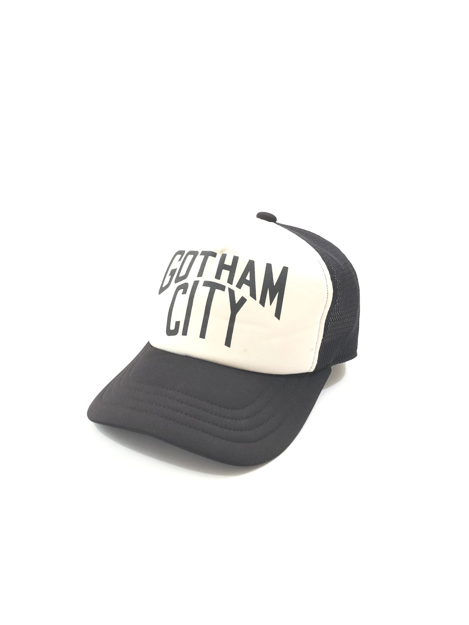 Number Nine 'Gotham City' Trucker Hat