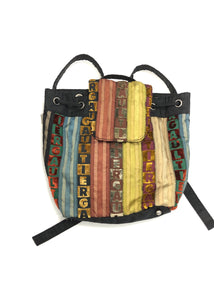 JEAN PAUL GAULTIER BACKPACK-OS