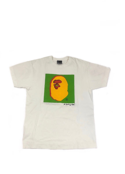 BapeExclusive Limited Edition POP Art Color Way Graphic T-Shirt Size Large