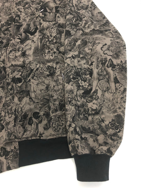 "UNDERCOVER 05SS ""BBII Homage To Jan Svankmajer"" BOMBER- SIZE 2"