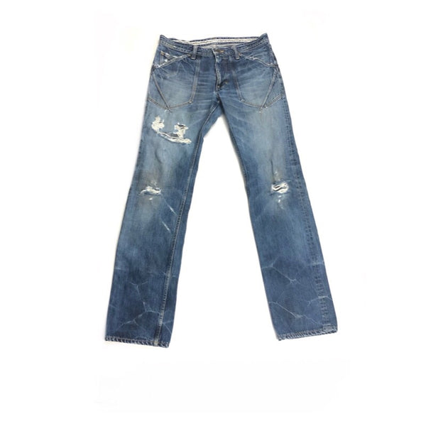 Number Nine Jeans Distressed