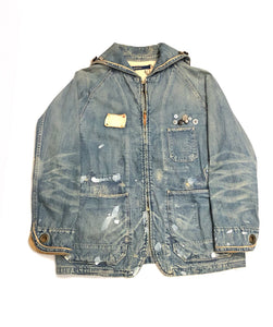 KAPITAL SAILOR DENIM JACKET- SIZE 2 (M-L)