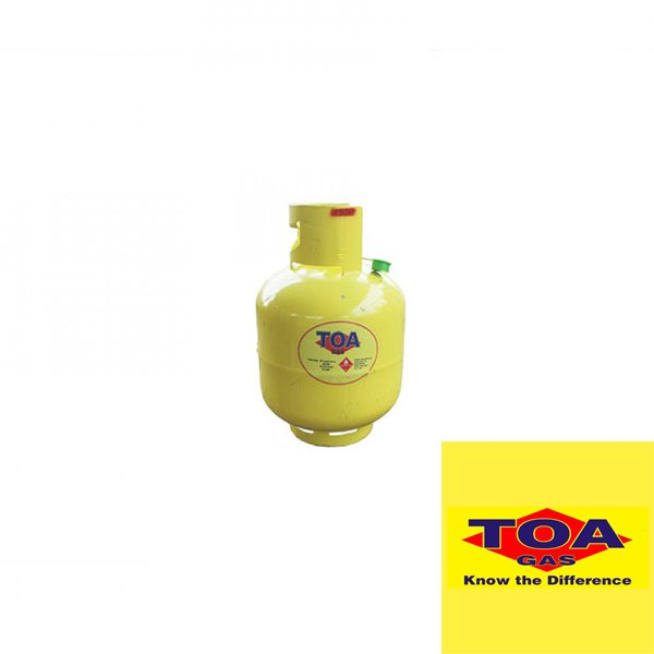 Toa Gas 4.5Kg Refill - Swap any same size Gas Bottle at Selected Locations UPOLU MA SAVAII Toa Gas